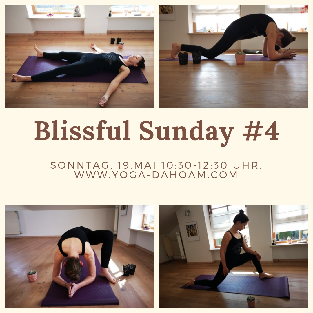 Blissful Sunday #4
