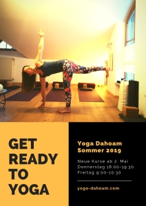 GET READY TO YOGA