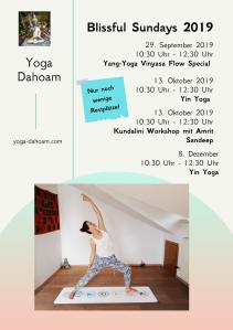 Yoga Dahoam