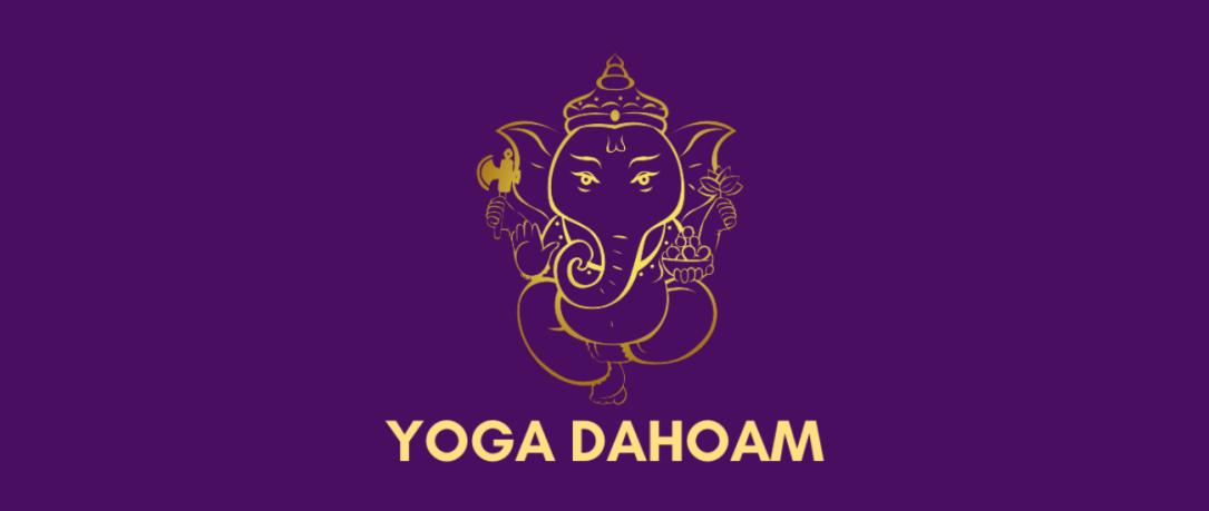 Yoga Dahoam Banner