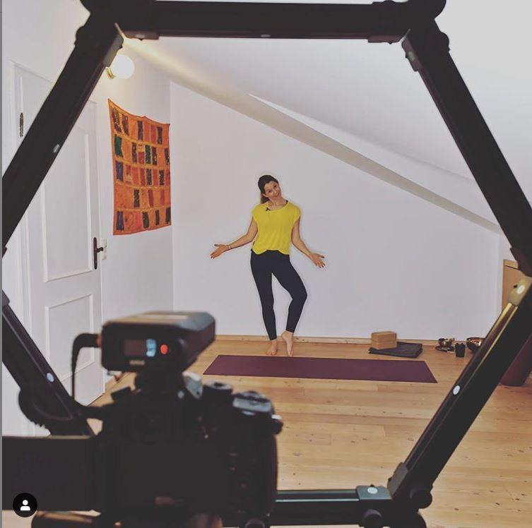 Yoga Dahoam Online